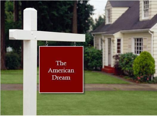 American Dream Of Home Ownership Strong The Yvette